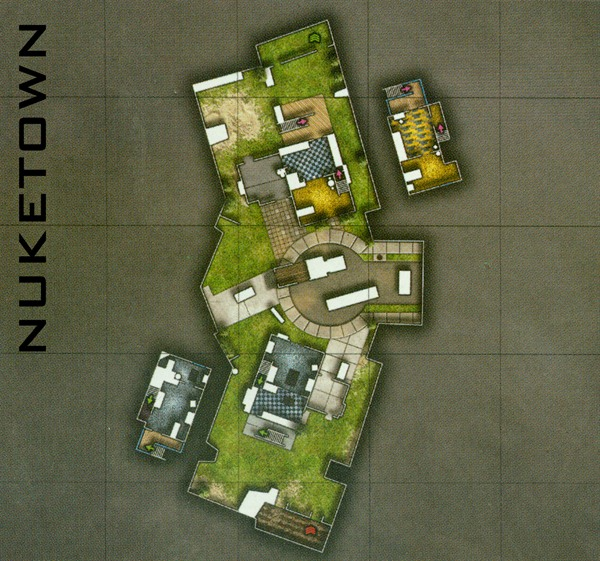 Nuketown Map | Call of Duty Black Ops